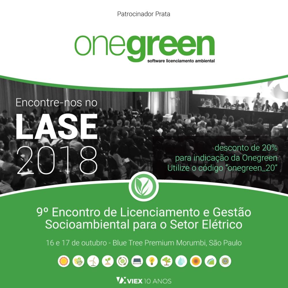 LASE redes_sociais-Onegreen